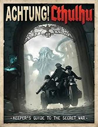 Achtung! Cthulhu Keepers Guide to the Secret War by Lynne Hardy Chris Birch(2013-12-01)