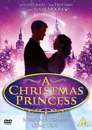 A Christmas Princess: Sometimes Dreams Comes True [DVD] [2011]