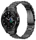 Diruite compatibile con Samsung Galaxy Watch 4 40mm / 44mm and Galaxy Watch 4 Classic 42mm / 46mm Cinturino,Alta qualità Acciaio Inossidabile Compatibile con Samsung Galaxy Watch 4