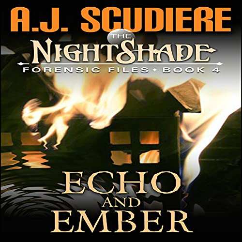 The NightShade Forensic Files Audiobook By A.J. Scudiere cover art