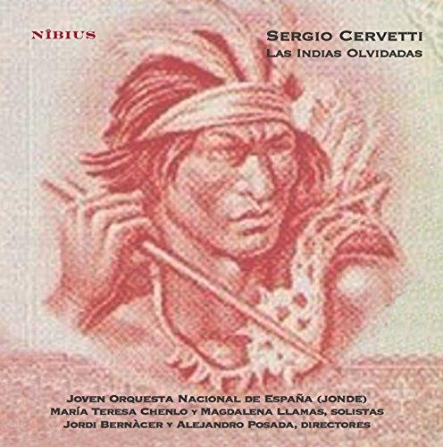 Sergio Cervetti : La Indias Olvidadas / Jonde