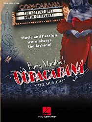 Barry manilow\'s copacabana piano, voix, guitare