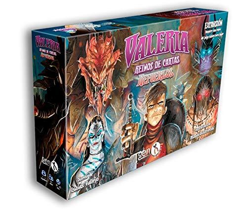 Gen X Games- Juego de Mesa, Color Neutro (GXG200219): Amazon.es: Juguetes y juegos