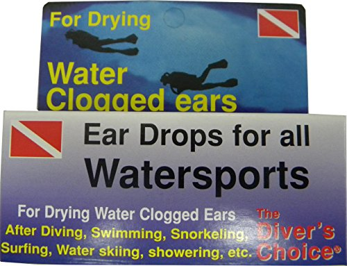 Trident Diving Equipment Swimmers Ear Solution for Scuba Diving and Snorkeling First Aid