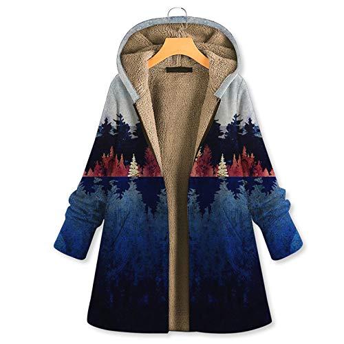 GSusan Abrigo De Invierno Mujer Abrigo Acolchado Mujer Plumiferos Ligeros Parka De Invierno Outwear Chaqueta...