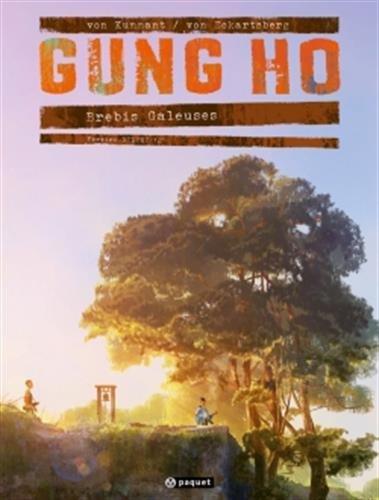 Gung Ho Tome 1.2: Grand format