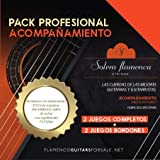 PACK PROFESIONAL «acompañamiento» Solera Flamenca STRINGS (2 sets completos + 2 sets bordones)