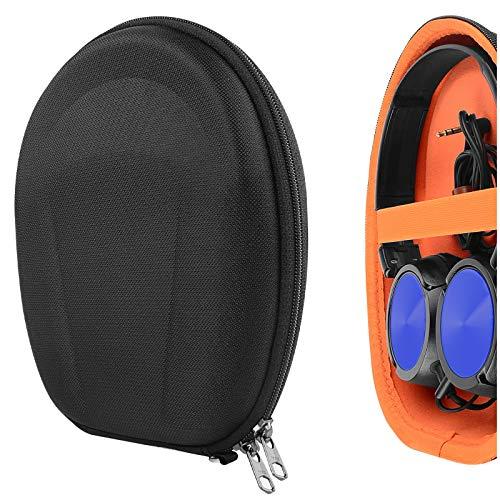 Geekria Funda para Auriculares Sony WH-XB700, WH-CH510, WH-CH500, XB950BT, XB950N1, XB950B1, XB650BT, Estuch Rígido de Transporte, Viaje Bolsa