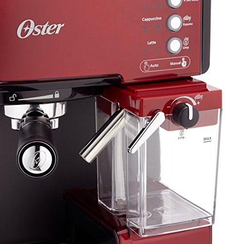 Oster Prima Cafetera automática para Cappuccino, Latte y Espresso con