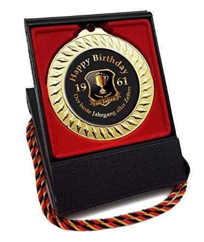 Medaille Orden zum 60. Geburtstag - Der Beste Jahrgang Aller Zeiten