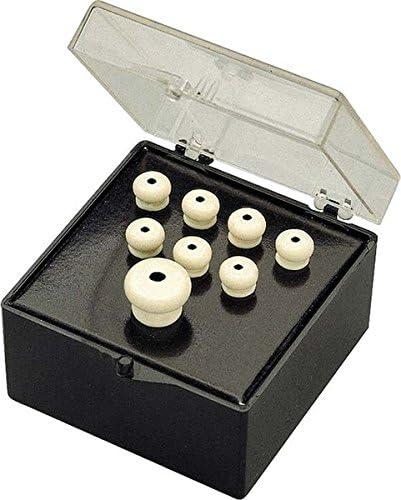 006-9557-000 Fender Cream Black Dot GDO GDP Acoustic Guitar Bridge Pins