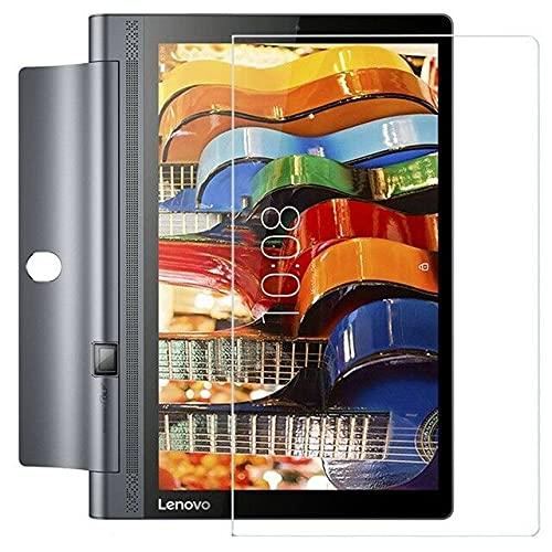 BNBUKLTD Protector de pantalla de vidrio templado compatible para Lenovo Yoga Tab 3 10.1' Tablet YT3-X50F