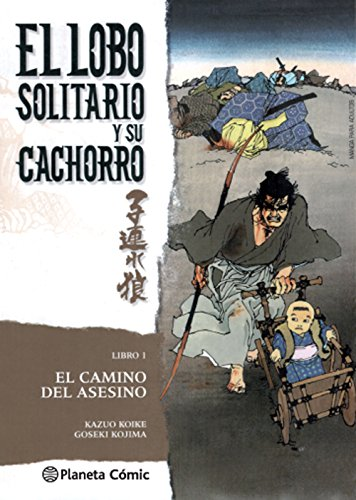 Lobo solitario y su cachorro nº 01/20 (Nueva edición) (Manga Seinen)