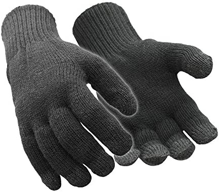 RefrigiWear Warm Dual Layer Thermal Lined Acrylic Stretch Knit Touchscreen Compatible Gloves product image