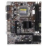 Best Lga 775 Motherboards - Motherboard,Dual Channel Desktop Computer Mainboard,LGA 775 DDR3 Review