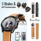 Zoom IMG-1 agptek smartwatch uomo orologio fitness
