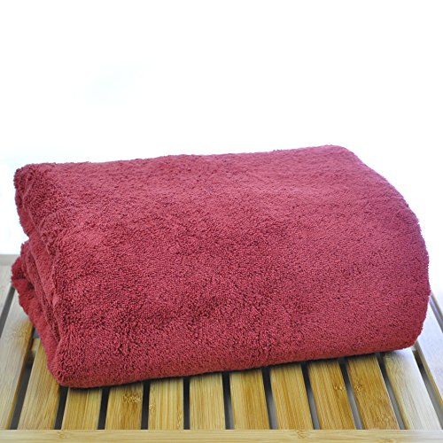 Luxury Hotel Towel Turkish Cotton Towel (Oversized Bath Sheet 40 x 80)