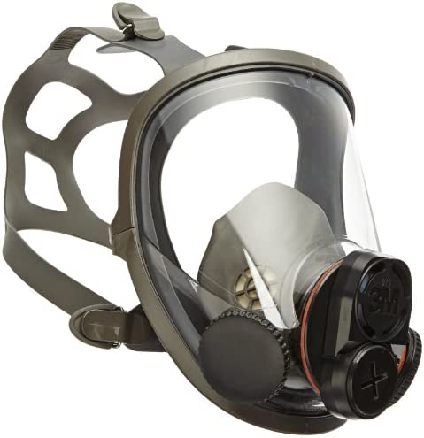 3M Full Facepiece Reusable Respirator 6900DIN Large product image