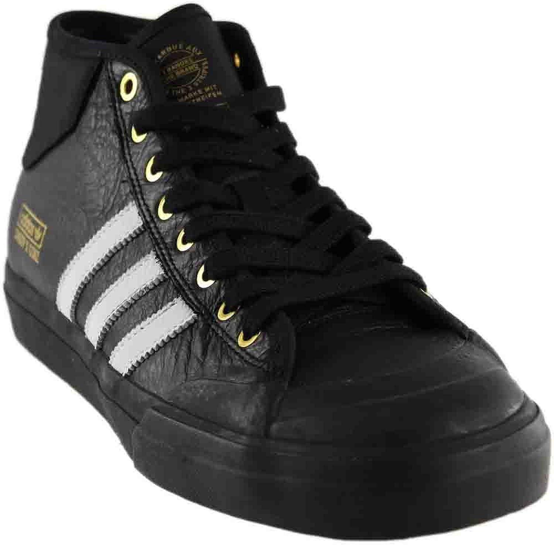 Adidas herrar Originals GONZ X Snoop Matchcourt Matchcourt Matchcourt MID skor BW1193  exklusiv