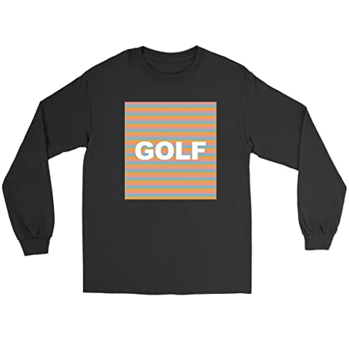 a76d4695b89 Golf Wang Tyler The Creator Rap Long Sleeve Shirt
