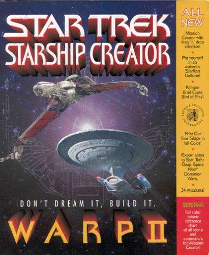 Star Trek Starship Creator Warp 2 für PC/Mac
