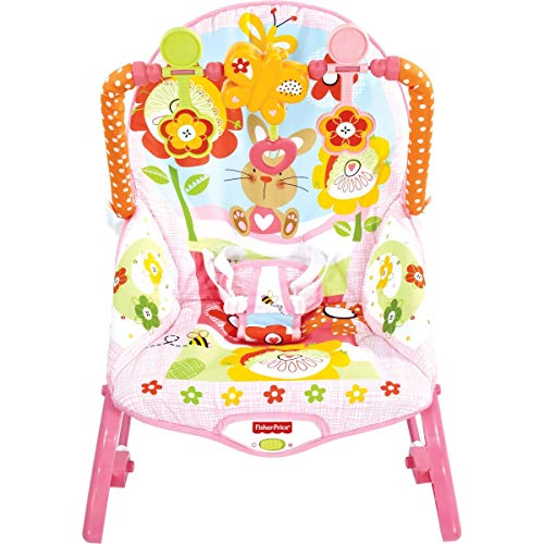 Fisher-Price Infant To Toddler Rocker, Bunny