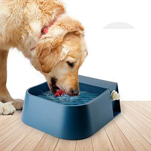 PETLESO 給水器 自動給水器 水飲み器 ウォーターボウル ABS樹脂 犬 猫 鳥 ウサギ ダック 2.2L