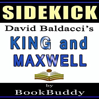 David Baldacci's King And Maxwell - Sidekick cover art