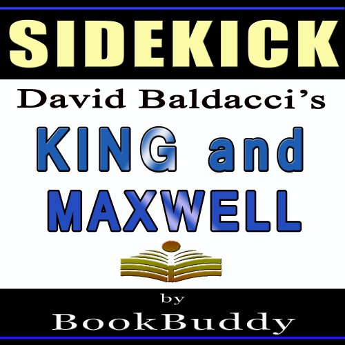 David Baldacci's King And Maxwell - Sidekick audiobook cover art
