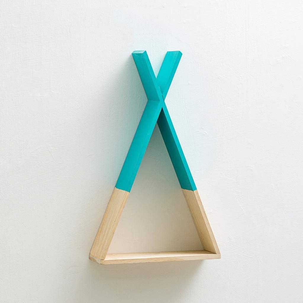 Ylqlbs Nordic Style Bedroom Pendan Max 59% OFF Finally resale start Shelf Wall Creative