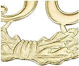 """Jubiläumskranz """"50"""", gold - 3"""