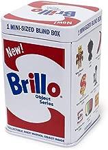 Kidrobot Andy Warhol Brillo Blind Packaging Box Mini Series
