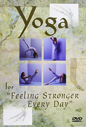 Yoga For Feeling Stronger Every Day [Reino Unido] [DVD]
