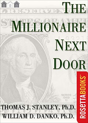 The Millionaire Next Door (Millionaire Set Book 2) (English Edition)