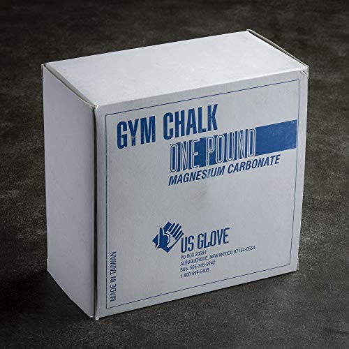 Gymnastics Chalk for Fitness, Rock Climbing, Workouts Assorted Sizes (16 OZ)