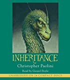 Inheritance - Listening Library (Audio) - 08/11/2011