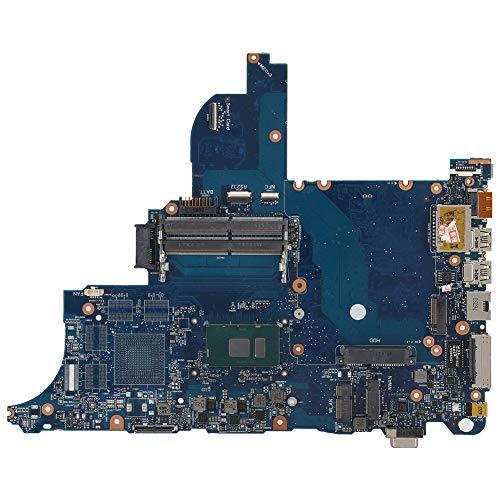 Zunate Placa Base para computadora portátil, procesador de computadora portátil I5-6200U desensamblador Profesional Accesorios para computadora portátil, para HP 640/650 / G3