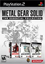 Metal Gear Solid: The Essential Collection / Game