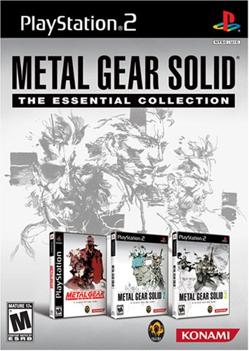 METAL GEAR SOLID - THE ESSENTIAL COLLECTION PS2