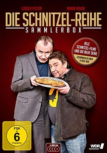 Die Schnitzel-Reihe - Sammlerbox [4 DVDs]