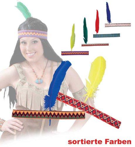 Indianer Stirnband