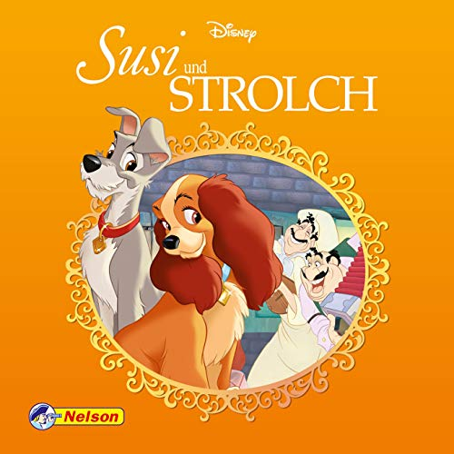 Maxi-Mini 17: Disney Klassiker Susi & Strolch (Nelson Maxi-Mini)