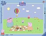 Ravensburger Spieleverlag GmbH - Puzzle con Marco Peppa Pig, 11 Piezas (6064)