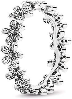Best pandora silver flower ring Reviews