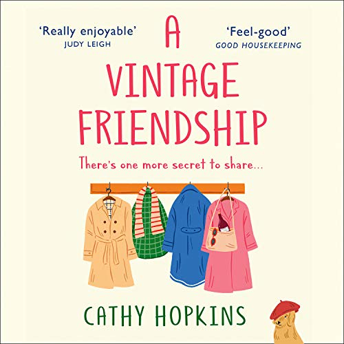 A Vintage Friendship cover art