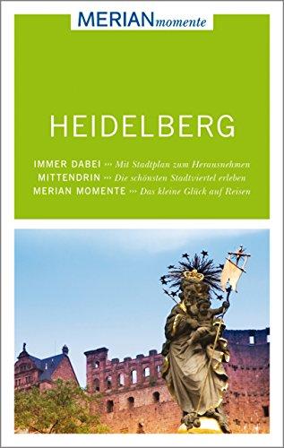 MERIAN momente Reiseführer Heidelberg: MERIAN momente - Mit Extra-Karte zum Herausnehmen