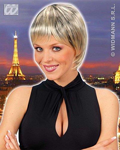 Perruque blonde femme de Paris