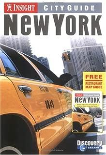 Insight City Guide New York (Insight City Guides (Book & Restaurant Guide)