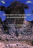 Conservation et mise en valeur du patrimoine culturel