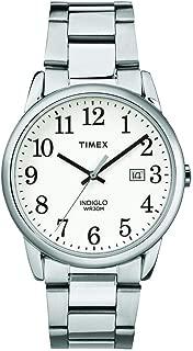 Timex Men's TW2R23300 Year-Round Analog Quartz Silver Watch